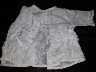 1.50€ camisa bebe niña
