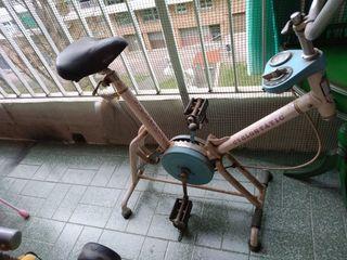 Bicicleta cicloestatica Mobylette