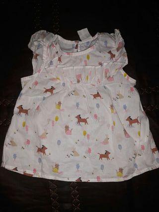 1.50€ camisita de bebe niña