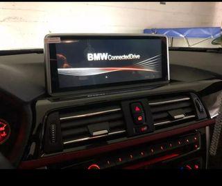 PANTALLA ANDROID BMW F20 F23 F30 F32