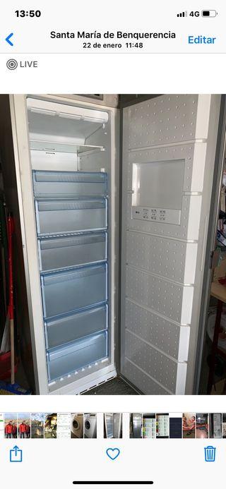 Congelador Balay A+