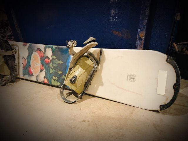 Tabla de snowboard