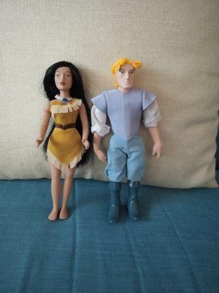 Colección muñecas de porcelana Disney