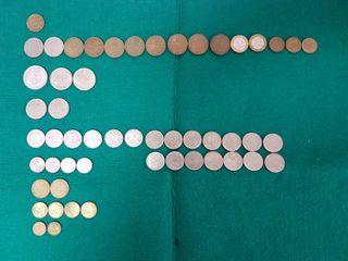Monedas Francesas, francos