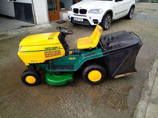 tractor cortacesped yard man mtd 160.102 hydro