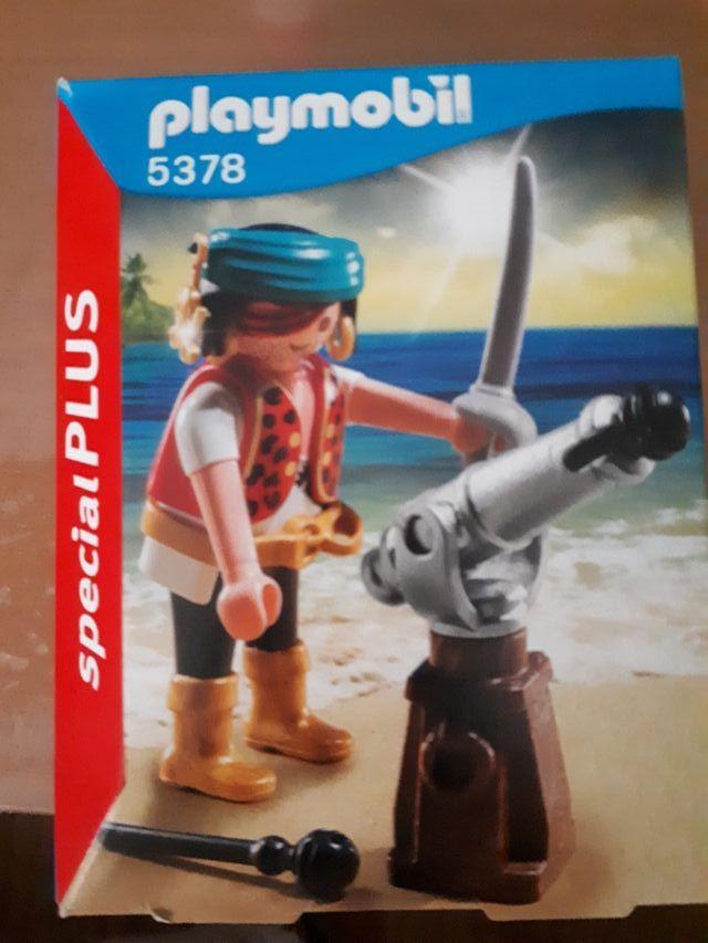 Click Playmobil Pirata Ref. 5378
