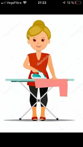 Plancho tu Ropa! Ironing