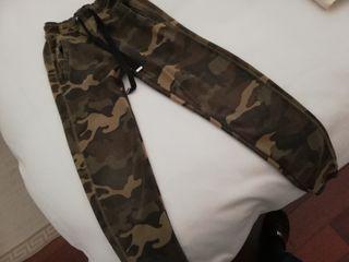 Pantalón chándal militar