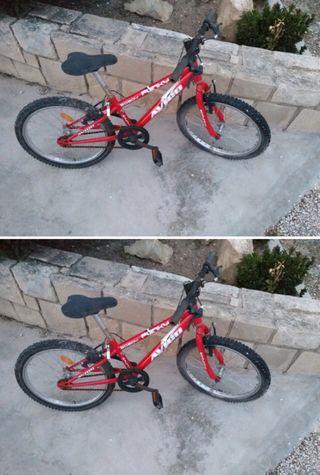 Bicicletas avigo funky 20 pulgadas