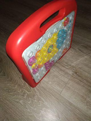 maletin educativo colores