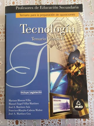 OPOSICIONES TECNOLOGIA