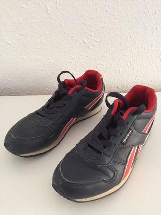 Zapatos Reebok talla 36
