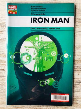 Invencible Iron Man. Stark: Desmantelado