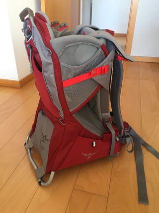 Portabebes MOCHILA Trekking OSPREY excursion