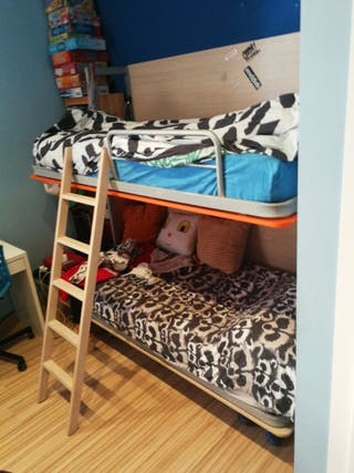 litera plegables, llitera, camas abatibles