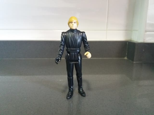 LUKE SKYWALKER ( STAR WARS)