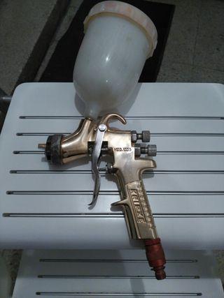 e835fc970dc5 Pistola de barnizar de segunda mano en la provincia de Madrid en ...
