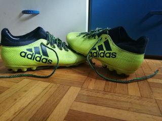 Zapatillas de tacos futbol adidas talla 40