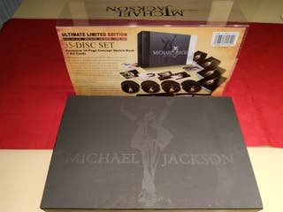 Colección Michael Jackson Ultimate 35 Disc Set