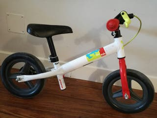 bici infantil niño niña sin pedales decathlon