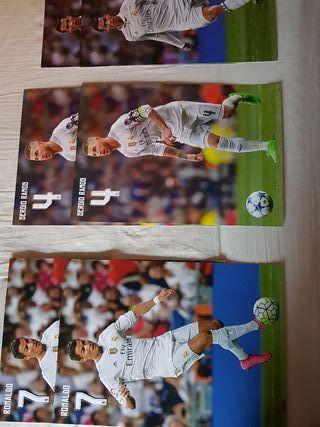 postal nueva del Real Madrid cf oficial
