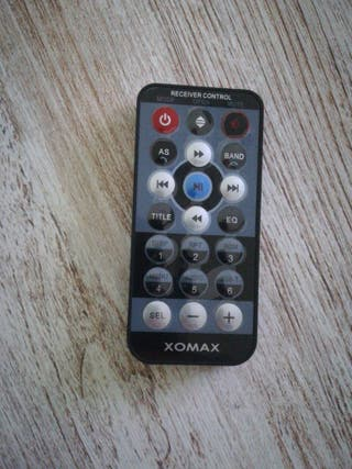 mando distancia xomax