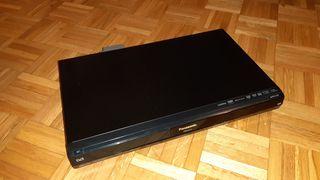 Reproductor DVD Grabador Panasonic