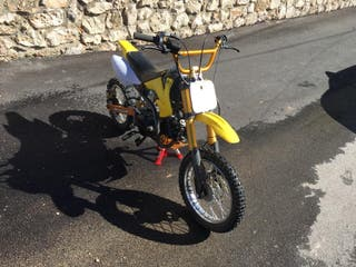 pit bike 125 cc 4t