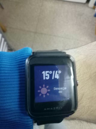 Reloj Smartwatch Xiaomi Amazfit Bip