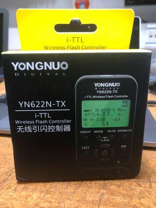 Emisor Yougnuo YN622 para nikon