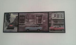 cuadro 102x35 cm