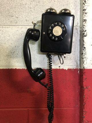 Telefono Aleman guerra mundial año 1940