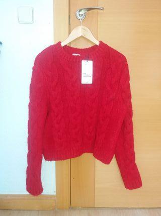 Jersey Zara de segunda mano en Molino de La Hoz en WALLAPOP a8e449ee0d9e