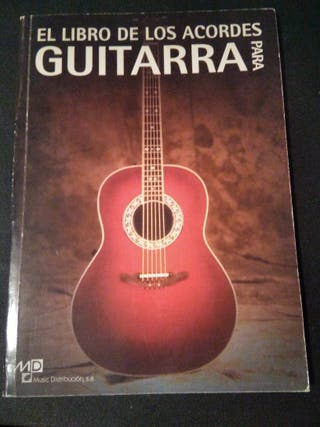 Guía de acordes para guitarra