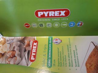 Molde Pyrex