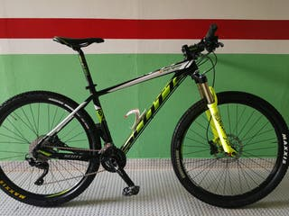 Bicicleta SCOTT SCALE 27.5
