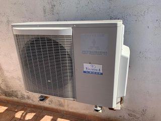 Aire acondicionado split Frío/Calor