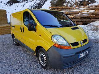 Renault Trafic 2002