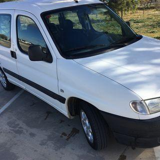 Peugeot Partner Peugeot Partner 2002