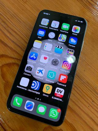 iPhone X en garantía