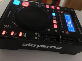 Reproductor cds akiyama mp400s