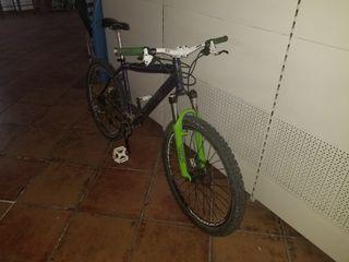 bicicleta de m montaña Orbea
