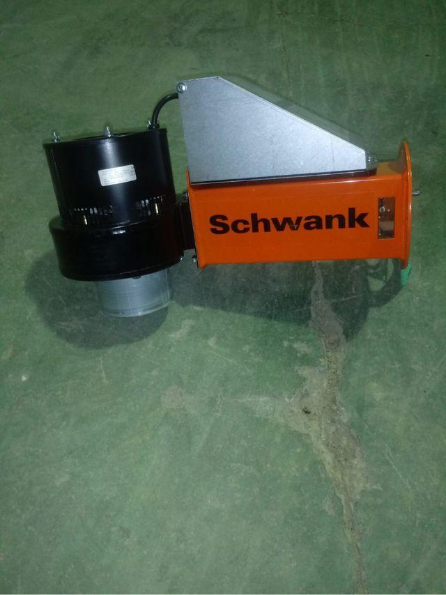 SCHWANK calefactor de terraza