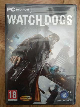 Videojuego WATCH DOGS NUEVO