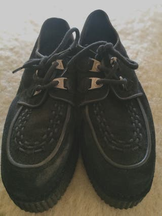 zapatos buggies new rock