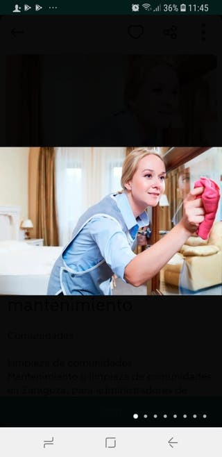 empleada del hogar