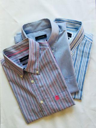 Camisas Cortefiel