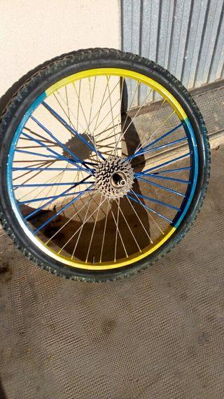"""rueda trasera 24"""""""