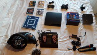 PS3 full pack