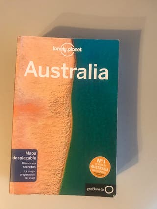 Guia lonely planet Australia